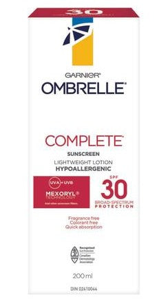 OMBRELLE COMPLETE LOTION SPF 30 200ML