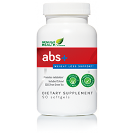 Abs+ Weight Loss Support 90 Softgels - Queensborough Community Pharmacy