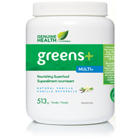 Greens+ Multi  Vanilla Powder 521g - Queensborough Community Pharmacy