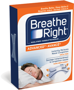 BREATHE RIGHT ADVANCED 8'S - Queensborough Community Pharmacy