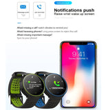 X2 Plus Smart Watch Heart Rate & Sleep Monitor