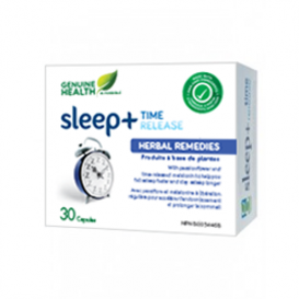 Sleep+ Time Release 60 Caps - Queensborough Community Pharmacy
