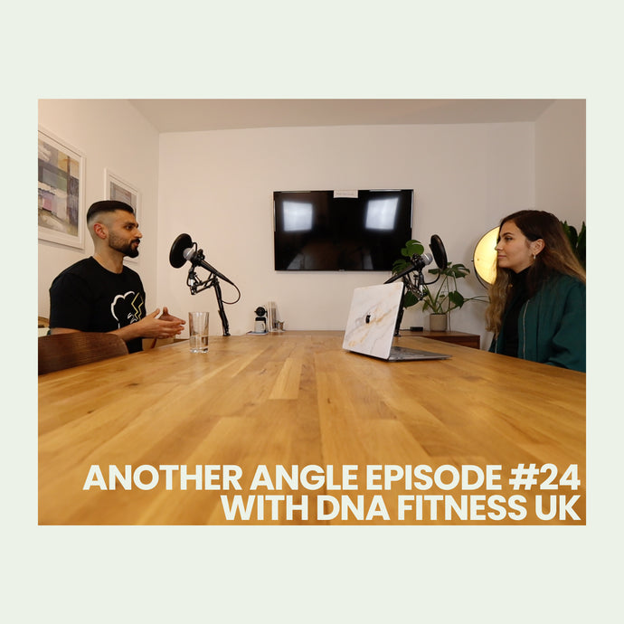 Misconceptions with Health & Fitness Transformations & Recovering as a Stage 4 Cancer Survivor! | Another Angle #24 w/ DNA Fitness UK