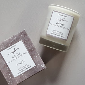 purity 20cl candle