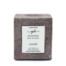 Load image into Gallery viewer, serenity - 100% natural candle 20cl