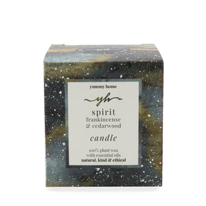 spirit 20cl candle