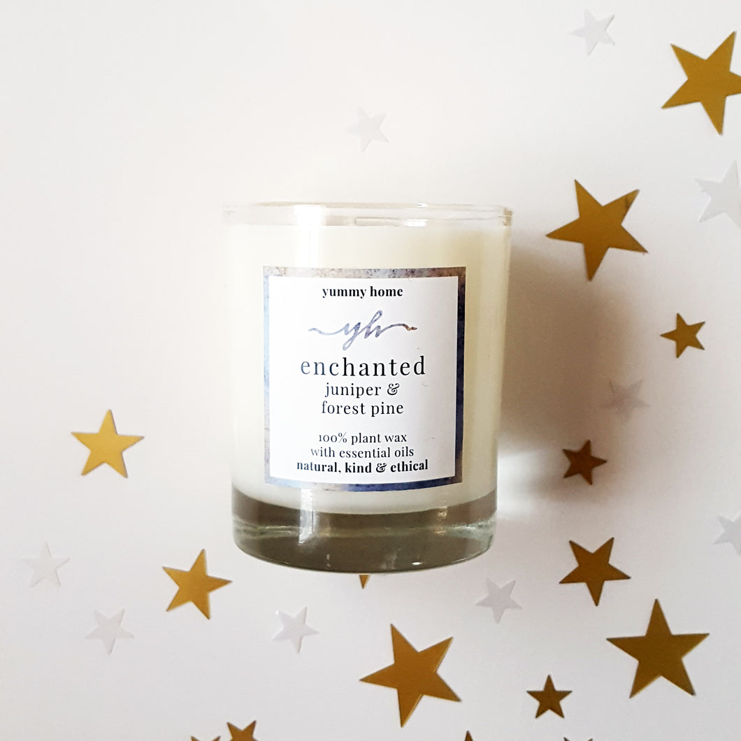 enchanted 20cl candle