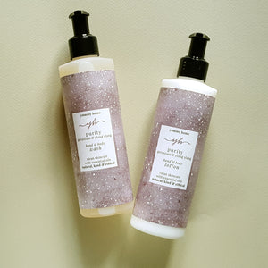 purity 250ml hand & body wash