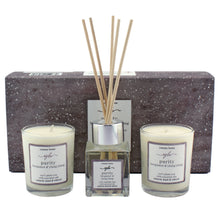 Load image into Gallery viewer, purity votive & reed diffuser gift set