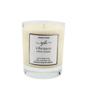 vibrance - 100% natural candle 20cl