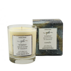 winter 20cl candle