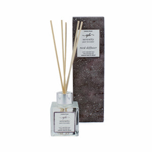 serenity 100ml reed diffuser