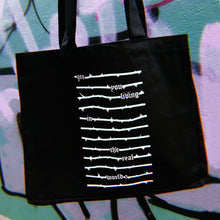 Load image into Gallery viewer, 'Real World' Tote Bag