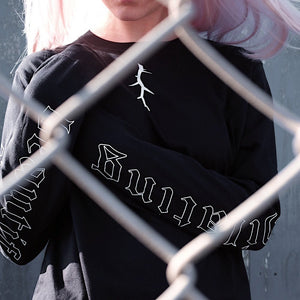 'Beautiful but Annihilating' Longsleeve