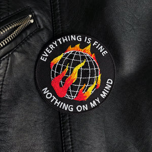 'Everything is Fine...' Patch