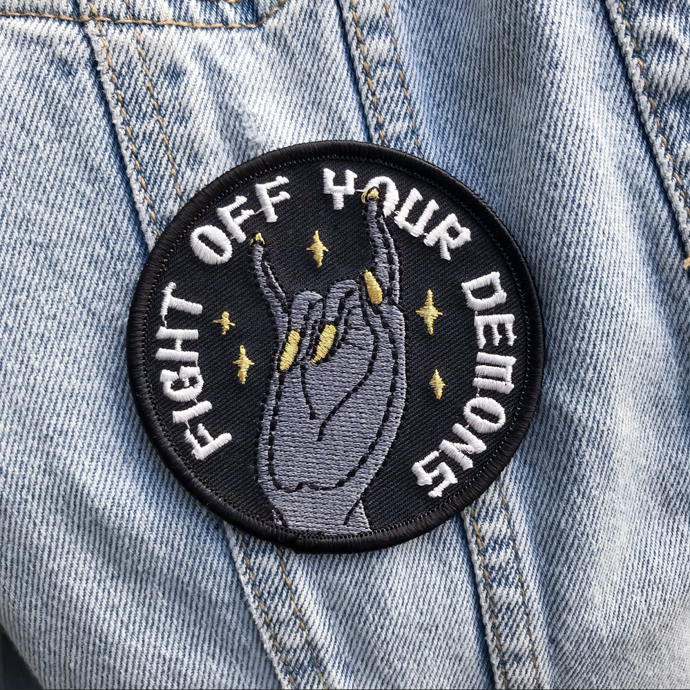 'Fight Off Your Demons' Patch