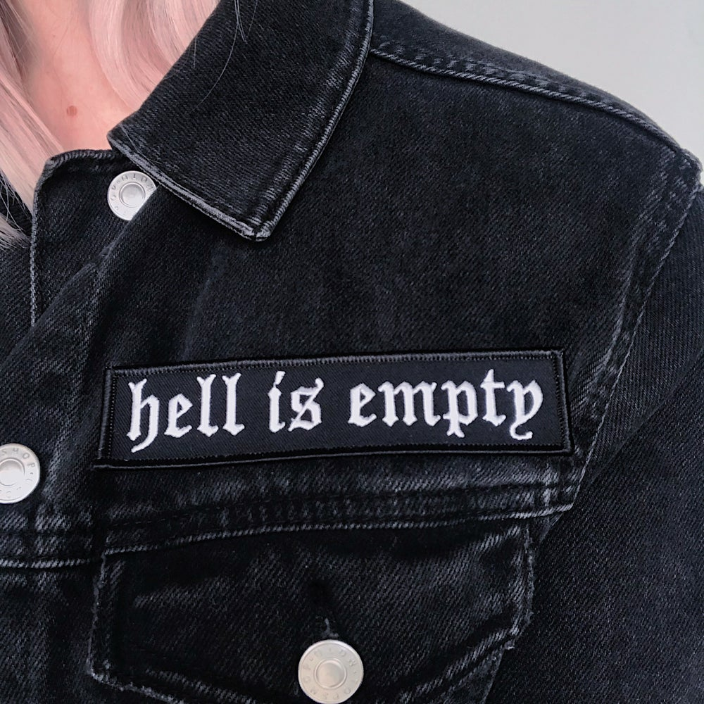 'Hell is Empty' Patch