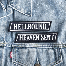 Load image into Gallery viewer, 'Heaven Sent' & 'Hellbound' Patches