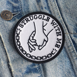 'Struggle With Me' Patch