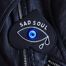 Load image into Gallery viewer, 'Sad Soul' Patch