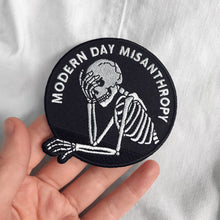 Load image into Gallery viewer, 'Modern Day Misanthropy' Patch