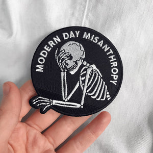 'Modern Day Misanthropy' Patch