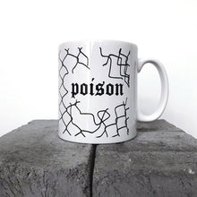 Load image into Gallery viewer, 'Poison' Ceramic Mug