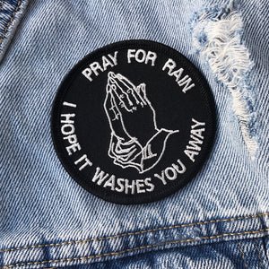 'Pray For Rain' Patch