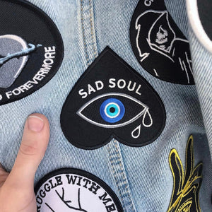 'Sad Soul' Patch