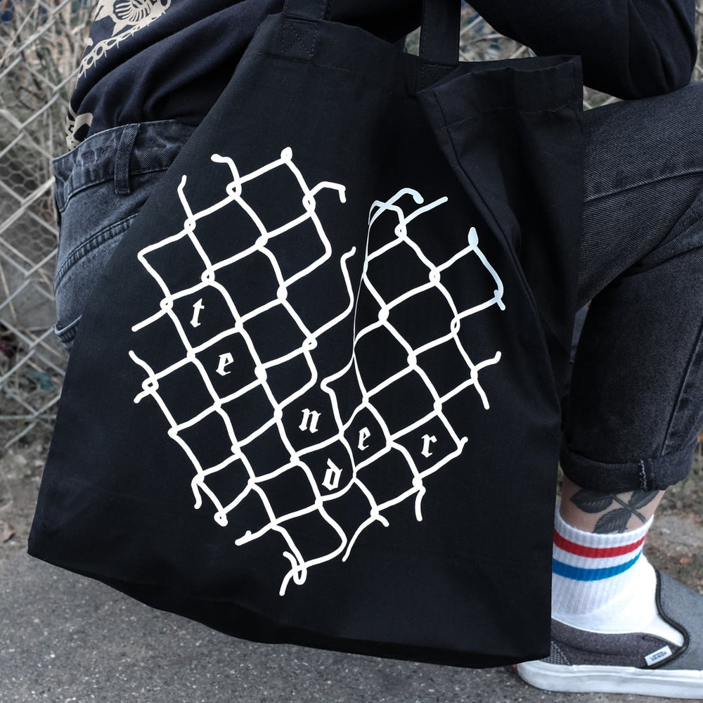 'Tender Heart' Tote Bag