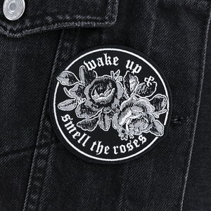 'Smell The Roses' Patch