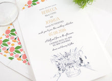 Load image into Gallery viewer, L'Auberge Del Mar Wedding Invitations  (Sold in Sets of 10 Invitations, RSVP Cards + Envelopes)