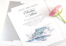 Load image into Gallery viewer, Brooklyn Botanical Garden Save the Date Cards (set of 25 cards)