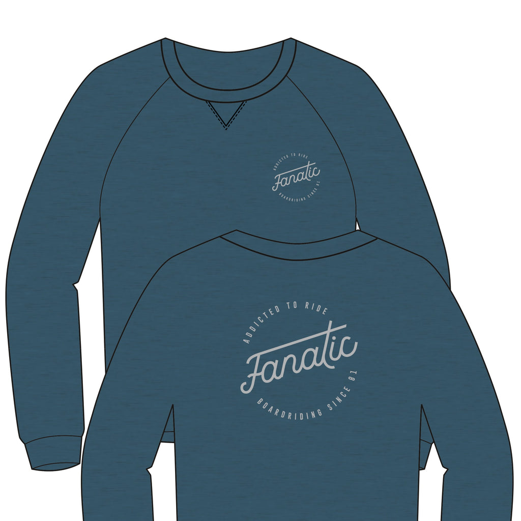 FANATIC BOARDRIDING SWEATER (2019)