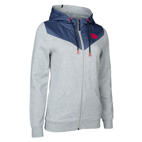WOMENS ION ZIP HOODY (2017)