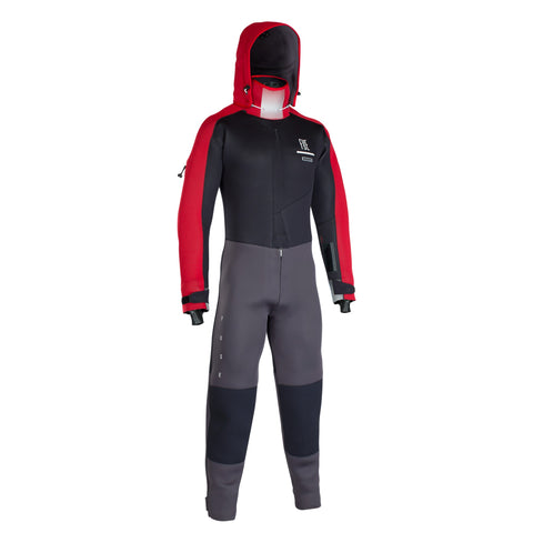 MENS ION FUSE DRYSUIT (2019) 4,3 mm Frontzip DL