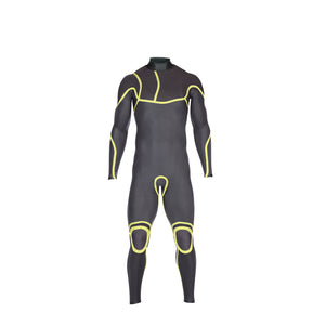 MENS ION ONYX AMP WETSUIT (2017)  3,2 mm Semidry Zipless DL
