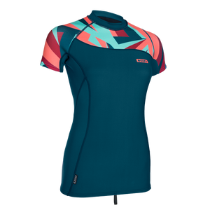 WOMENS ION NEO TOP (2017) 2/1mm Short sleeve