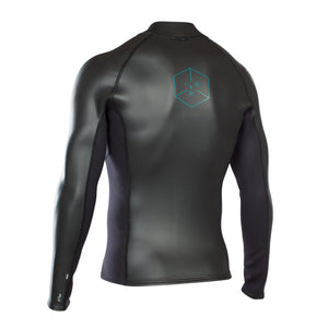 MENS ION NEO ZIP TOP (2018) 2,1 mm Long Sleeve CSK