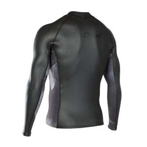 MENS ION NEO ZIP TOP (2019) 2,1 mm CSK Long sleeve