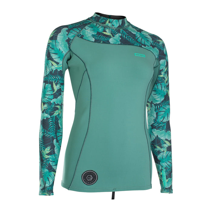 WOMENS ION NEO TOP (2019) 1,5 mm Long sleeve