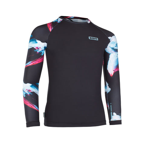 GIRLS ION CAPTURE RASHGUARD (2019) Long sleeve