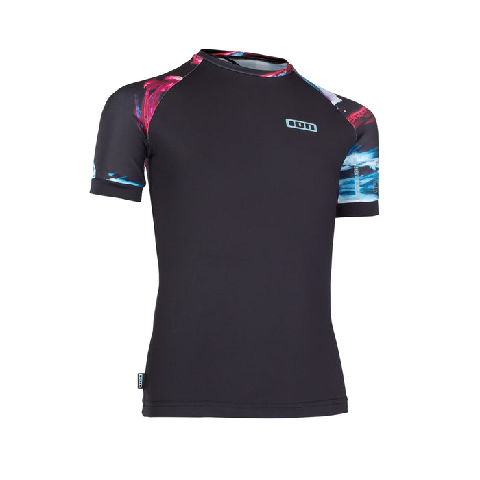 ION GIRLS CAPTURE RASHGUARD (2019) Short sleeve
