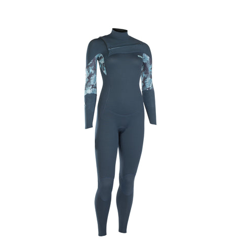 WOMENS ION TRINITY CORE WETSUIT (2019) 3,2 mm DL Front zip