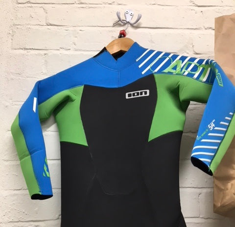 JUNIOR ION CAPTURE WETSUIT (2014) 5,4 mm Semidry SK Long sleeve