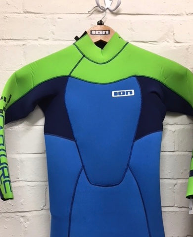 JUNIOR ION CAPTURE WETSUIT (2015) 4,5 mm Semidry DL Backzip Long sleeve