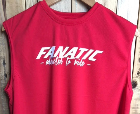 * * SHOP SALE * * RED PROMO FANTIC WETSHIRT
