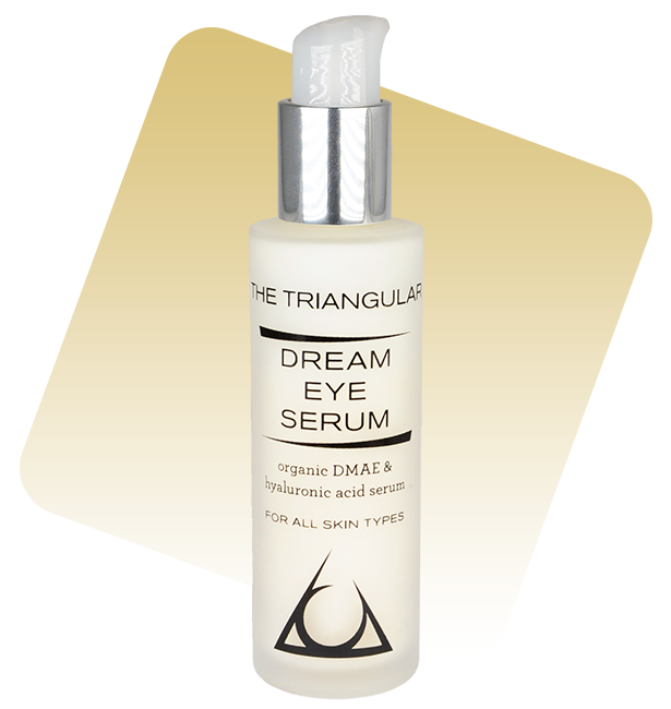 Dream Eye Serum - Organic DMAE & Hyaluronic Acid Serum