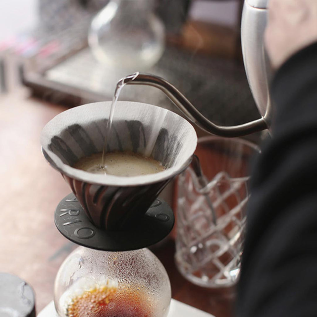 How to brew Hario V60
