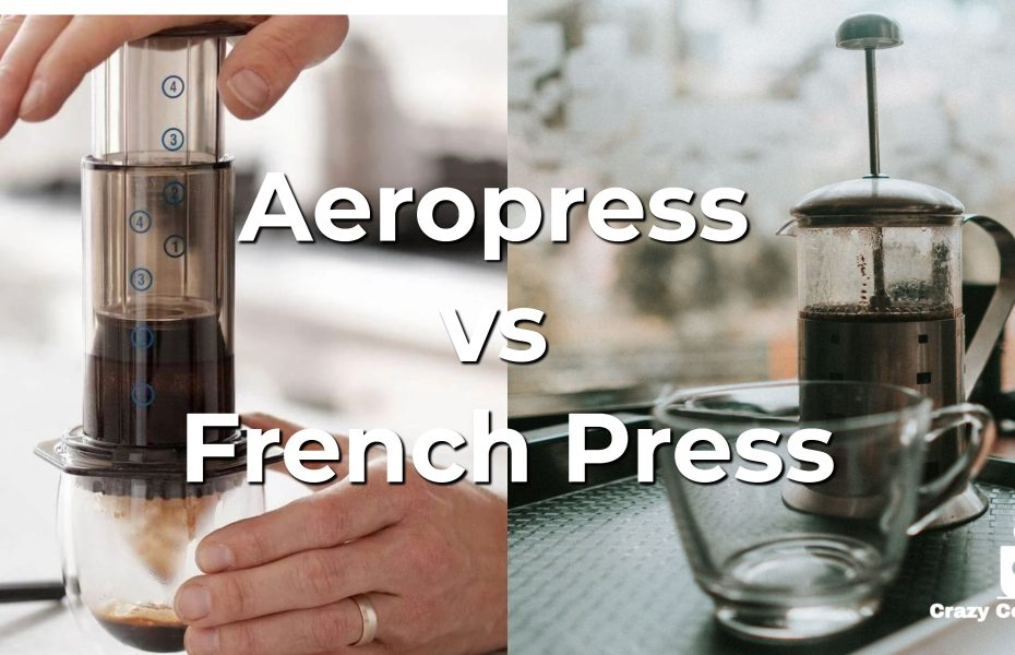AeroPress Vs French Press – Best Manual Brewing Method